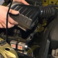 Шевроле ланос воздушный фильтр двигателя