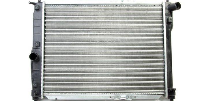 Замена радиатора шевроле ланос