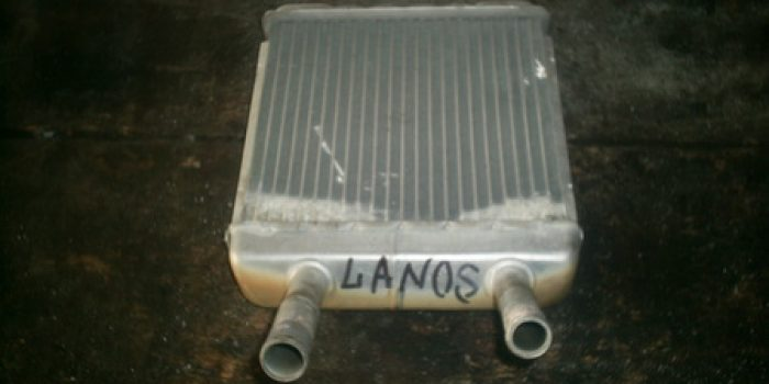 Радиатор Ланос
